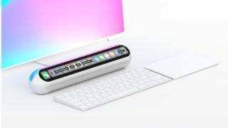 Sjekk Mac mini-konseptet med innebygget Touch Bar
