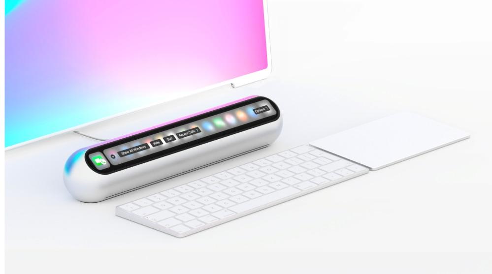 Hva syns du om dette Mac mini-konseptet?
