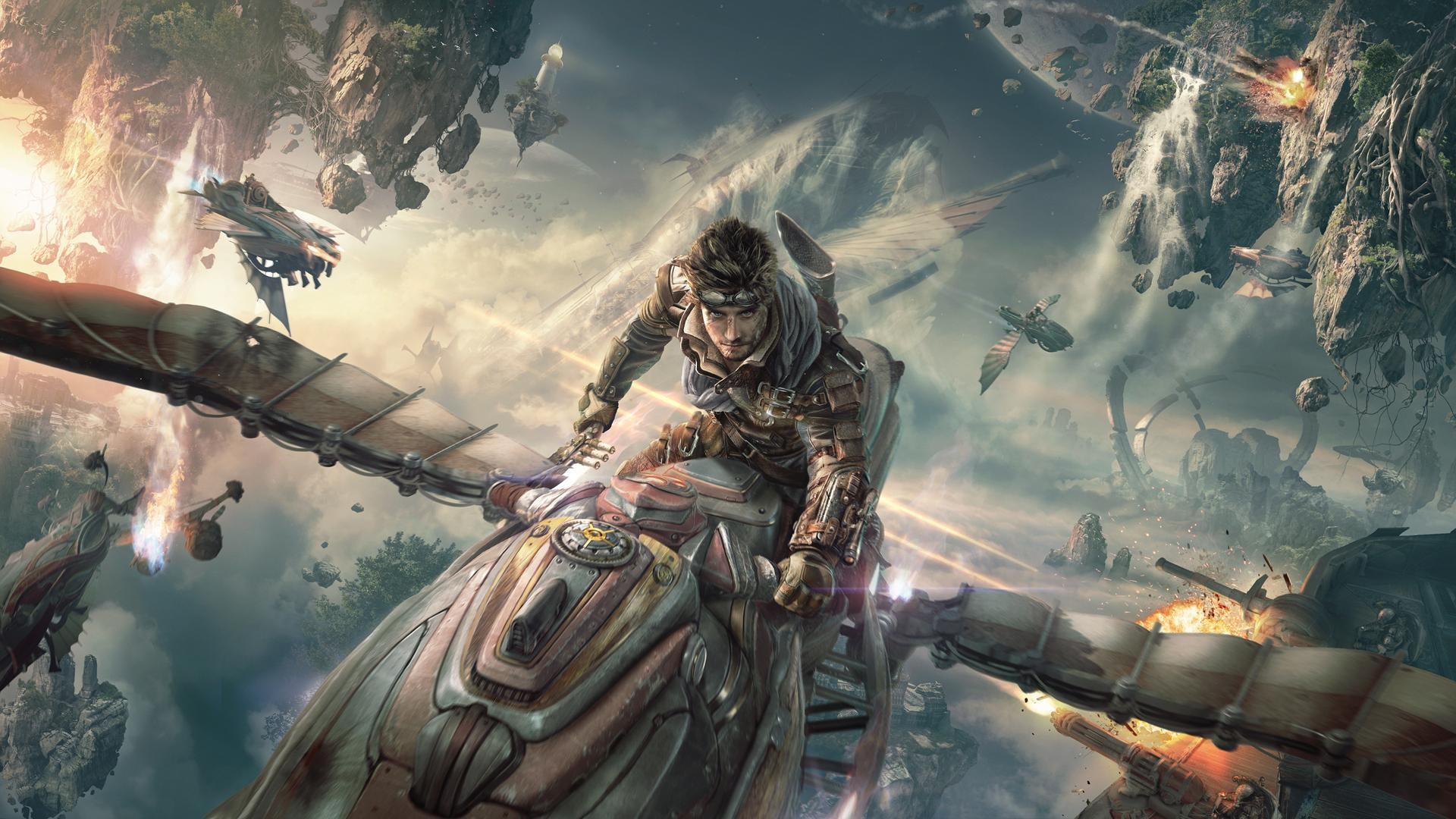Ascent: Infinite Realm er det neste spillet til Bluehole.