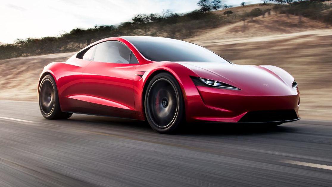 Teslas nye Roadster har en helt vill topphastighet, men kommer ikke før i 2020.