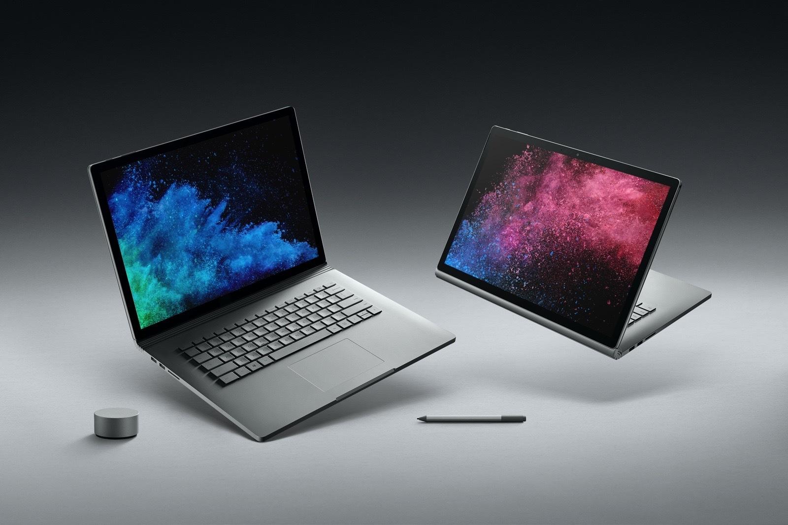 Microsoft forsvarer Surface-enhetene.