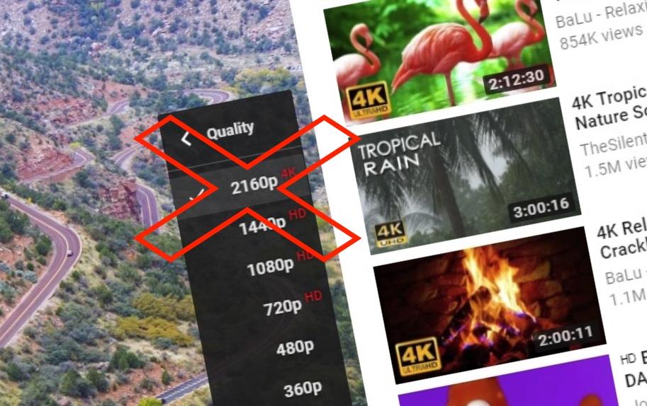 Du kan dessverre ikke nye 4K YouTube på din Xbox One X med Googles app.