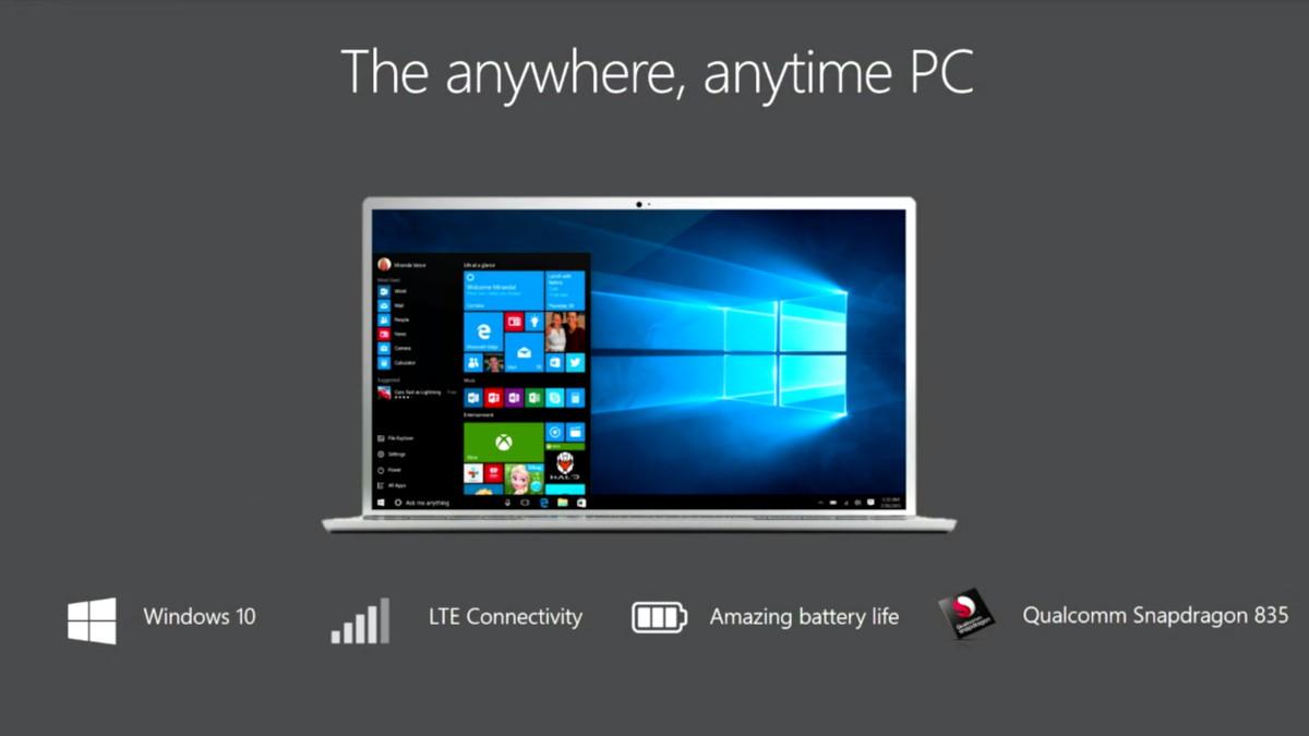 Microsoft og Qualcomm lover solid battertid, men hva med ytelsen?
