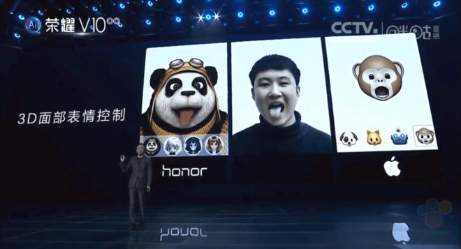 Huawei hadde det morsomt på bekostning av Apple i natt.