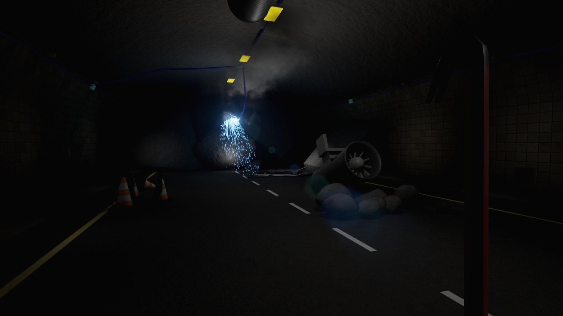 No Escape er et FPS pusle-spill iblandet skrekk.
