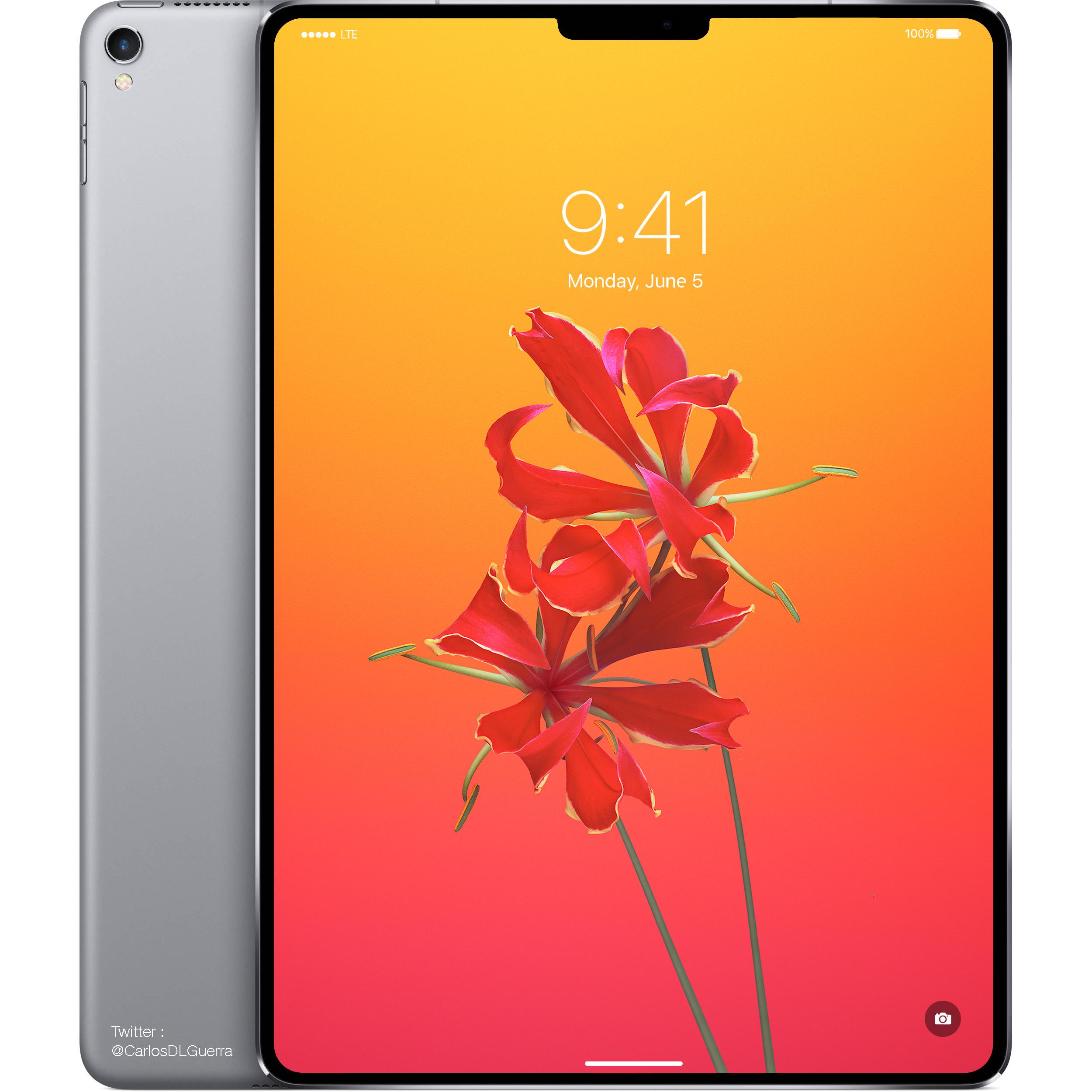 En iPad som dette kan komme i sommer.