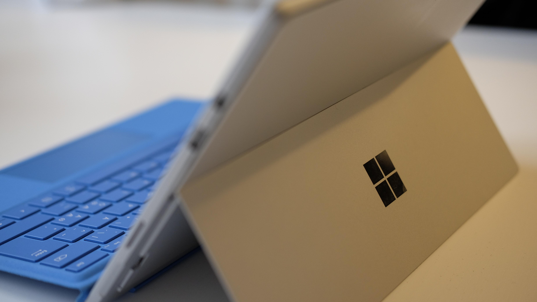 Microsoft holder seg tro mot designet.