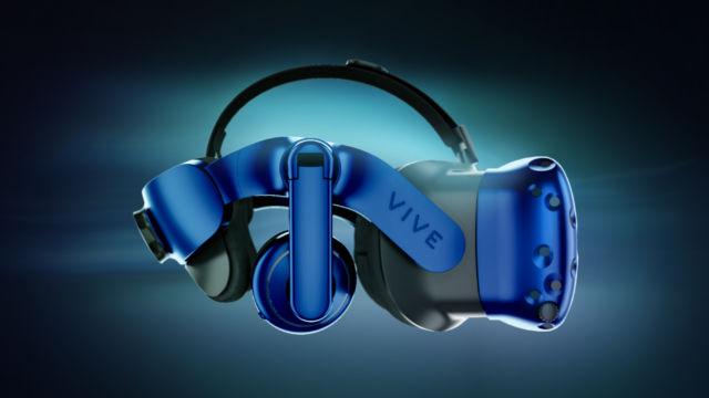 HTC Vive Pro.