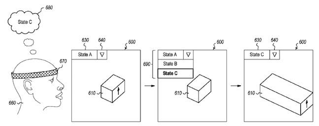Bilde fra Microsofts patentsøknad.