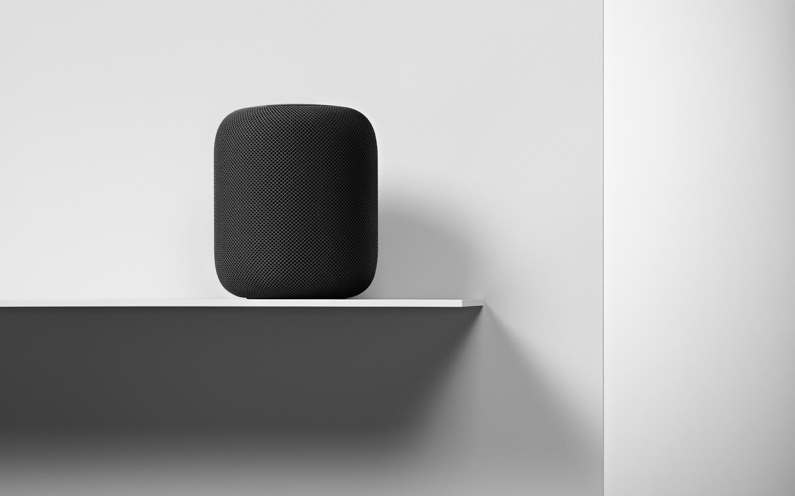 Neste uke lanseres Apple HomePod.