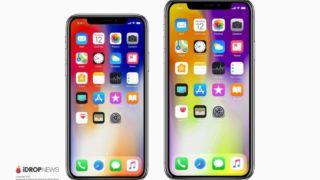 Slik kan iPhone-året bli: Tre «iPhone X» – én av dem på 6,5″
