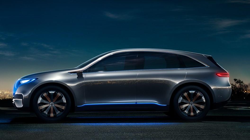 Mercedes-Benz satser stort på elbiler.