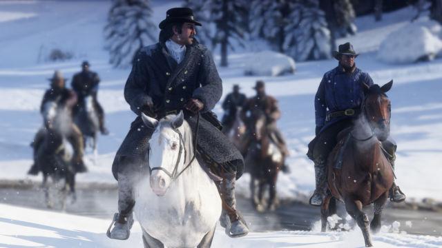 Red Dead Redemption 2-detaljer kan være avslørt.
