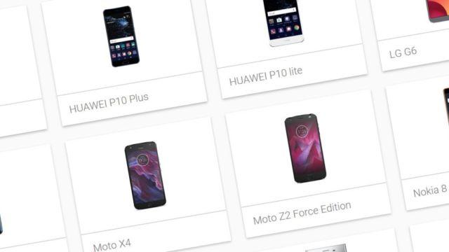 Dette er android telefonene google anbefaler itavisen - Er finestra android ...