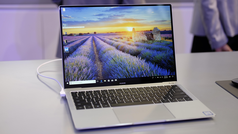 Her er spenennde Huawei MateBook X Pro.