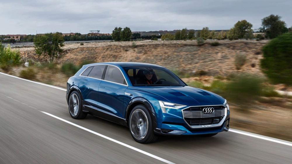 Audi og Porsche samarbeider om en felles elbilplattform.