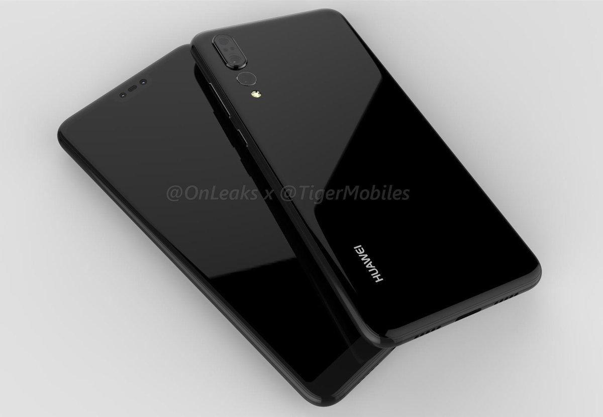 Her er Huawei P20.