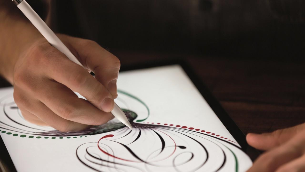 Kan kommende Pencil brukes med mer enn iPad Pro?