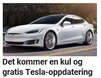 Flere spennende Tesla-nyheter er på vei.