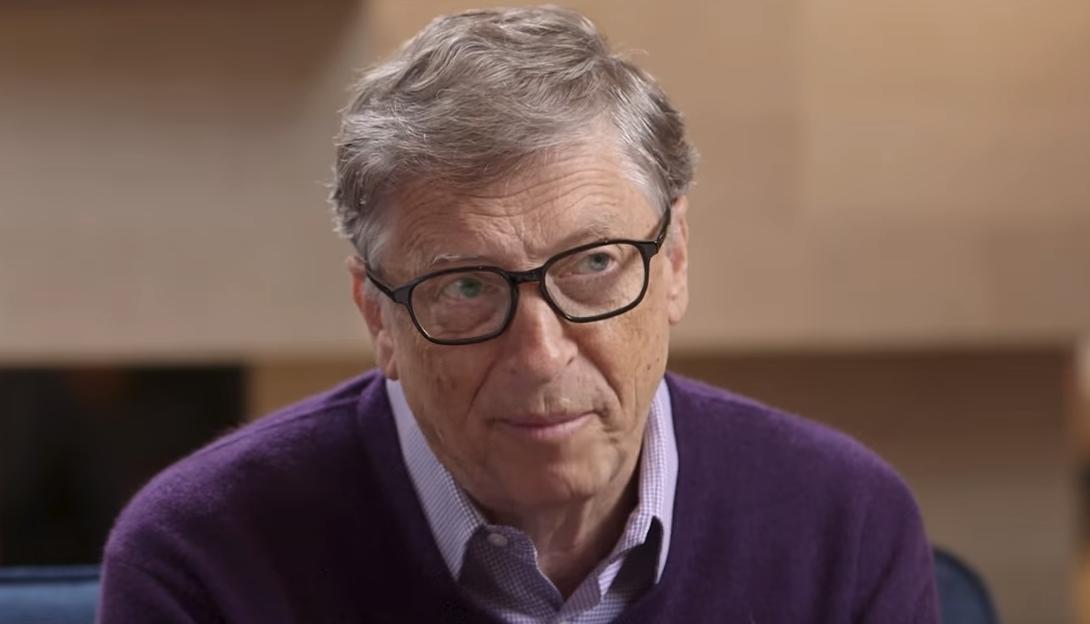 Bill Gates ut mot bitcoin