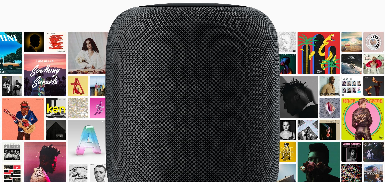 HomePod optimaliserer lyden for rommet den er plassert, men også hver eneste låt som spilles via Apple Music er optimalisert for høyttaleren.