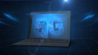 Windows 10-bærbare med 5G kommer neste år