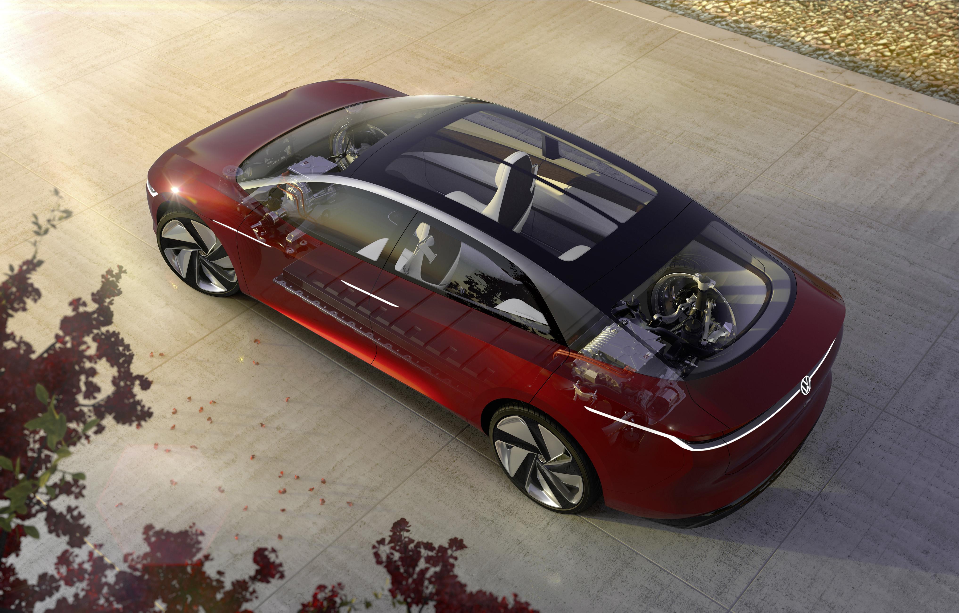 VWs konseptbil er ulikt alt annet.