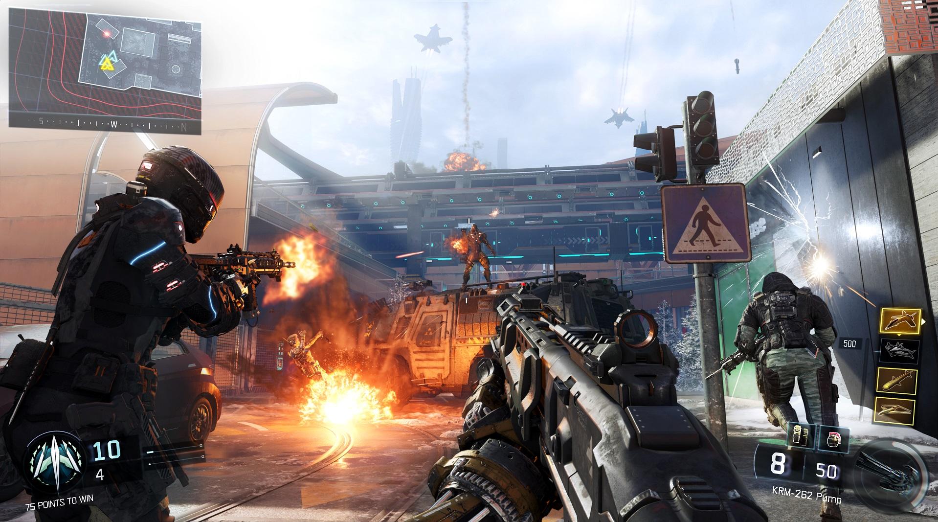 En oppfølger til Black Ops 3 lanseres trolig i høst,