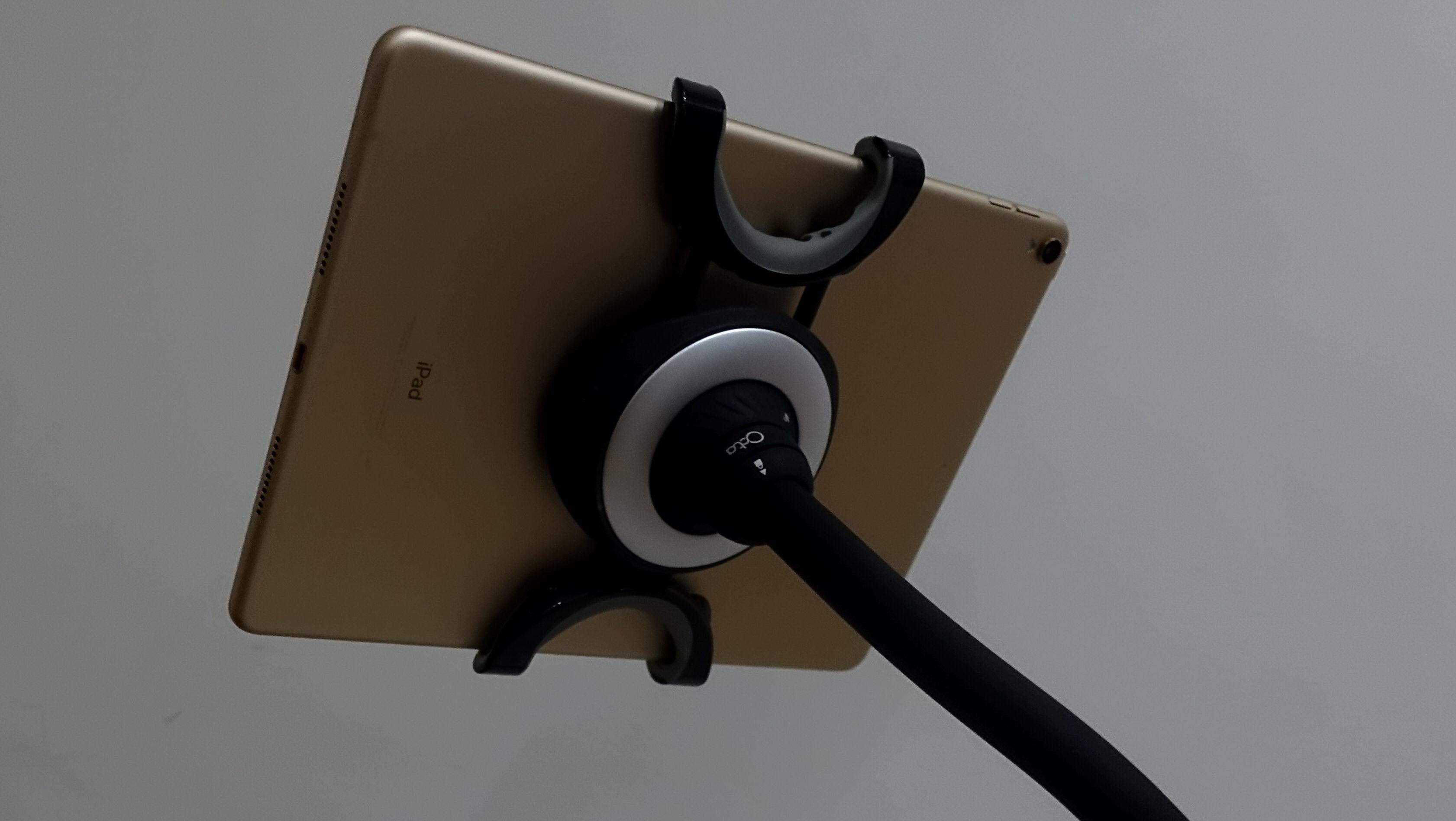 Octa Spider Monkey er mitt favorittkjøp fordi den gjør iPad-en mye mer fleksibel noe som innebærer at jeg bruker Apples nettbrett mye mer enn uten.