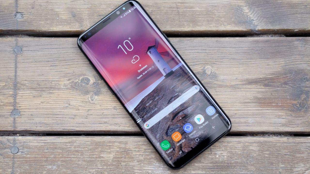 Samsung publiserer den fullstendige oppdateringsloggen.