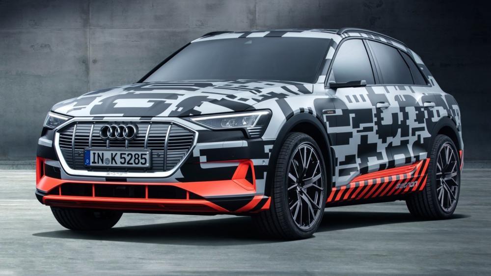 Audi har gitt en prisindikasjon på Audi e-tron.