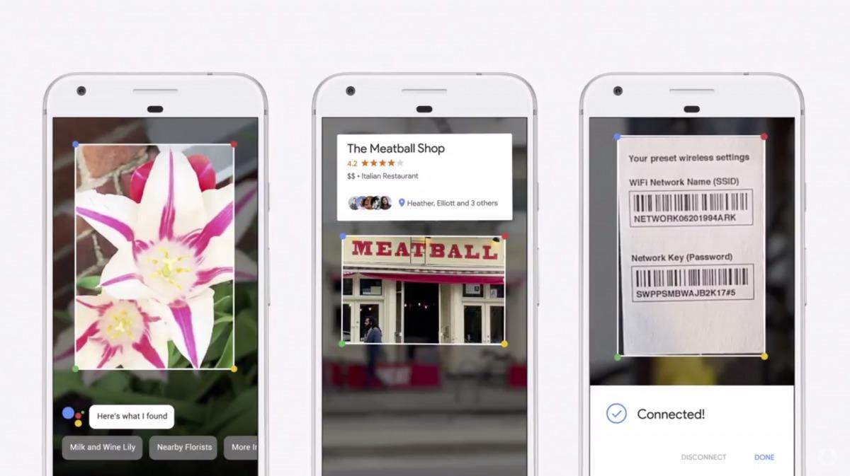 Google Lens kommer til iPhone.