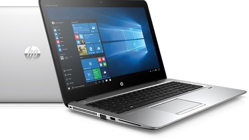 HP planlegger en trio med EliteBook med AMD Ryzen.