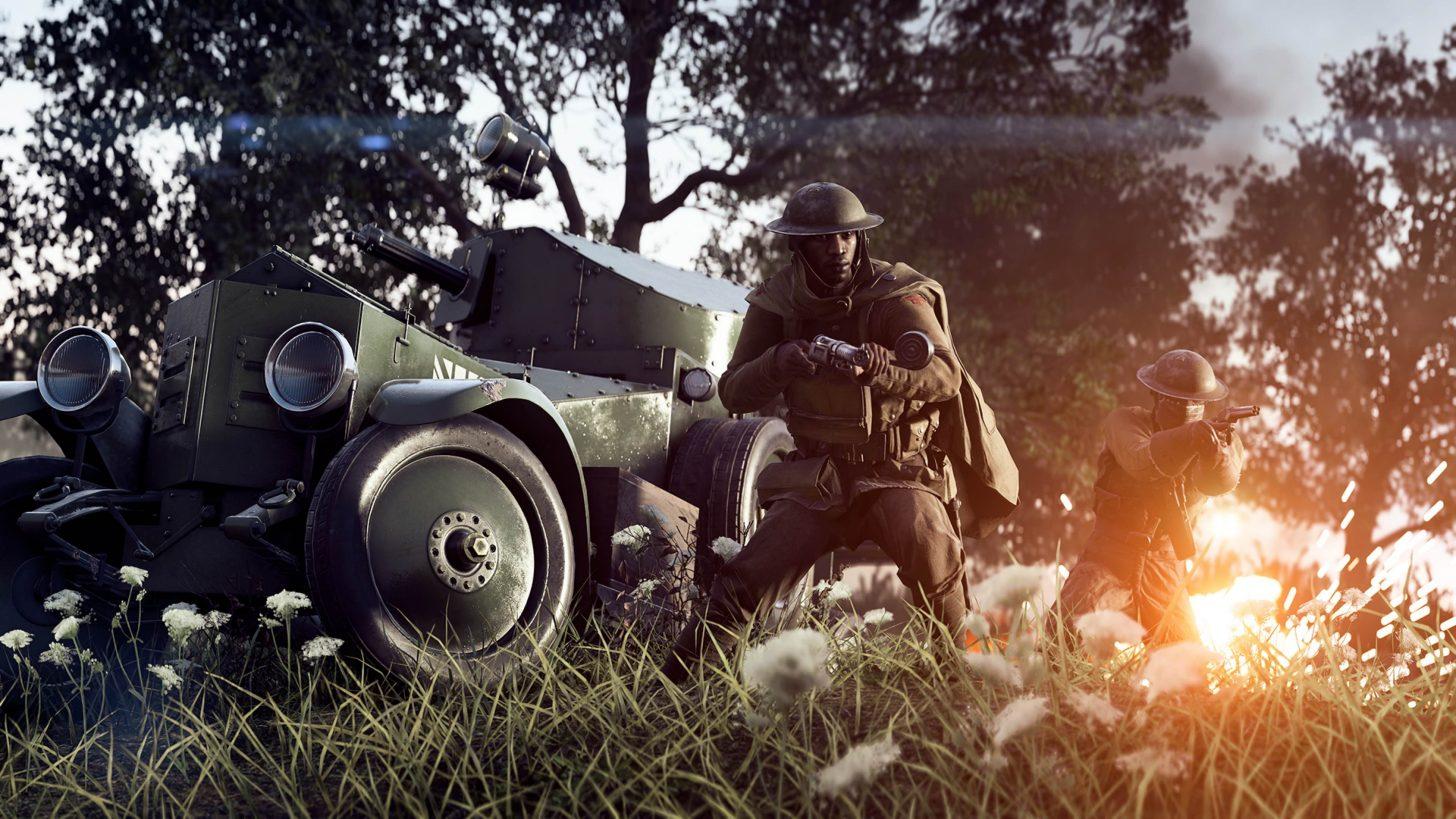 Årets Battlefield blir trolig satt del den andre verdenskrigen.
