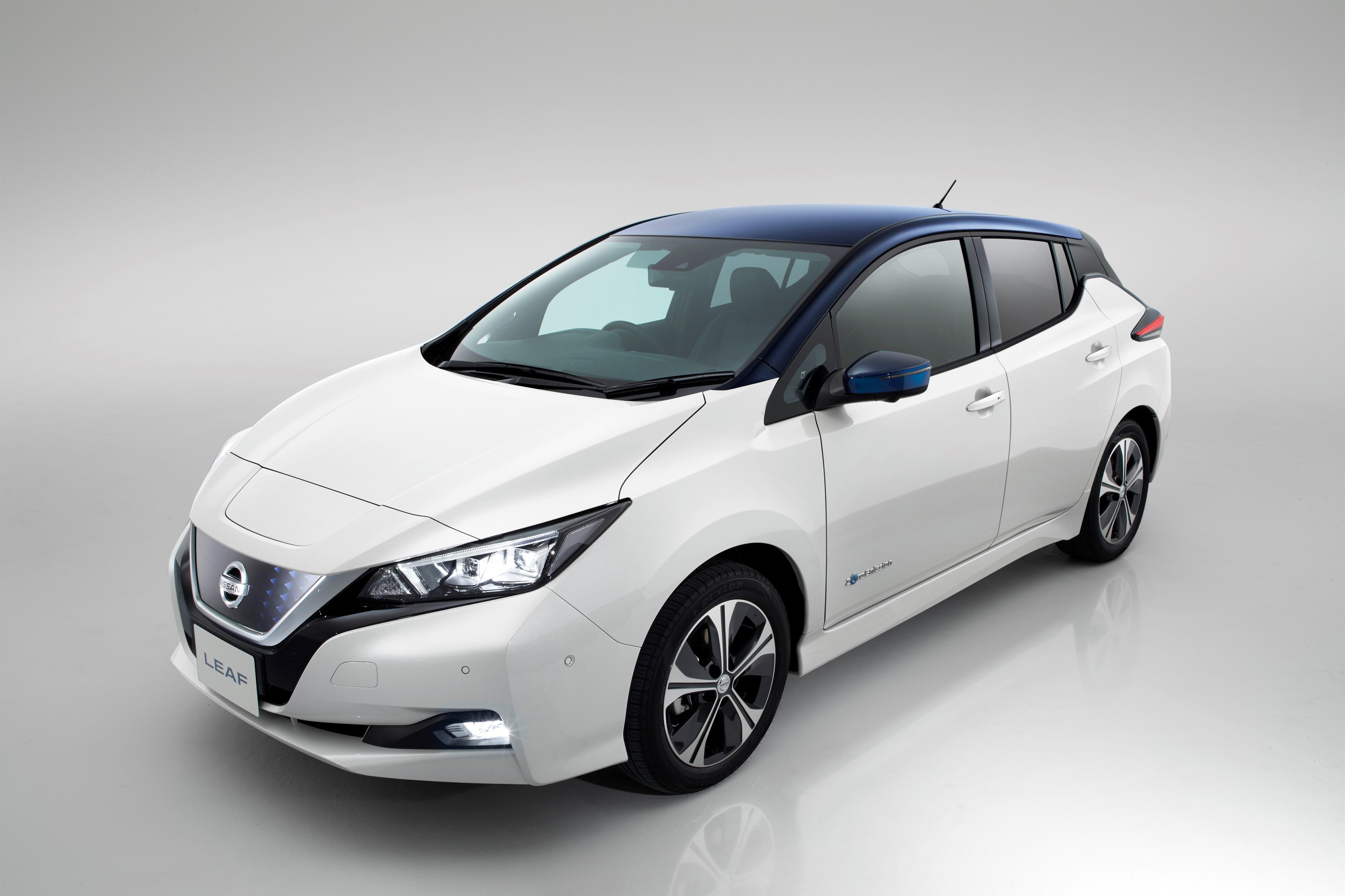 Leaf-salget går unna, ifølge Nissan.