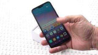 Huawei P20 debuterer foran kameraet