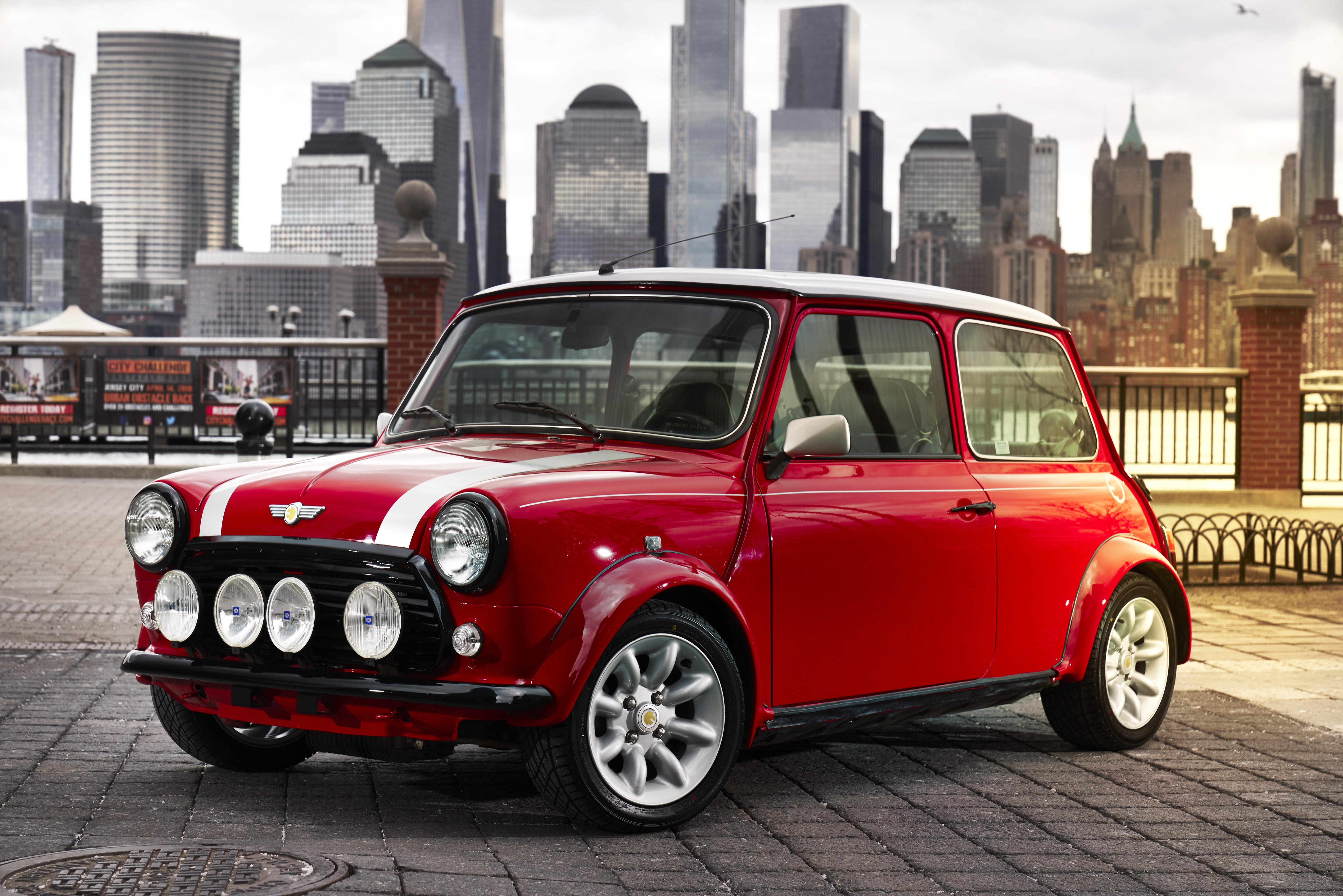 BMW relanserer Mini Cooper som elbil
