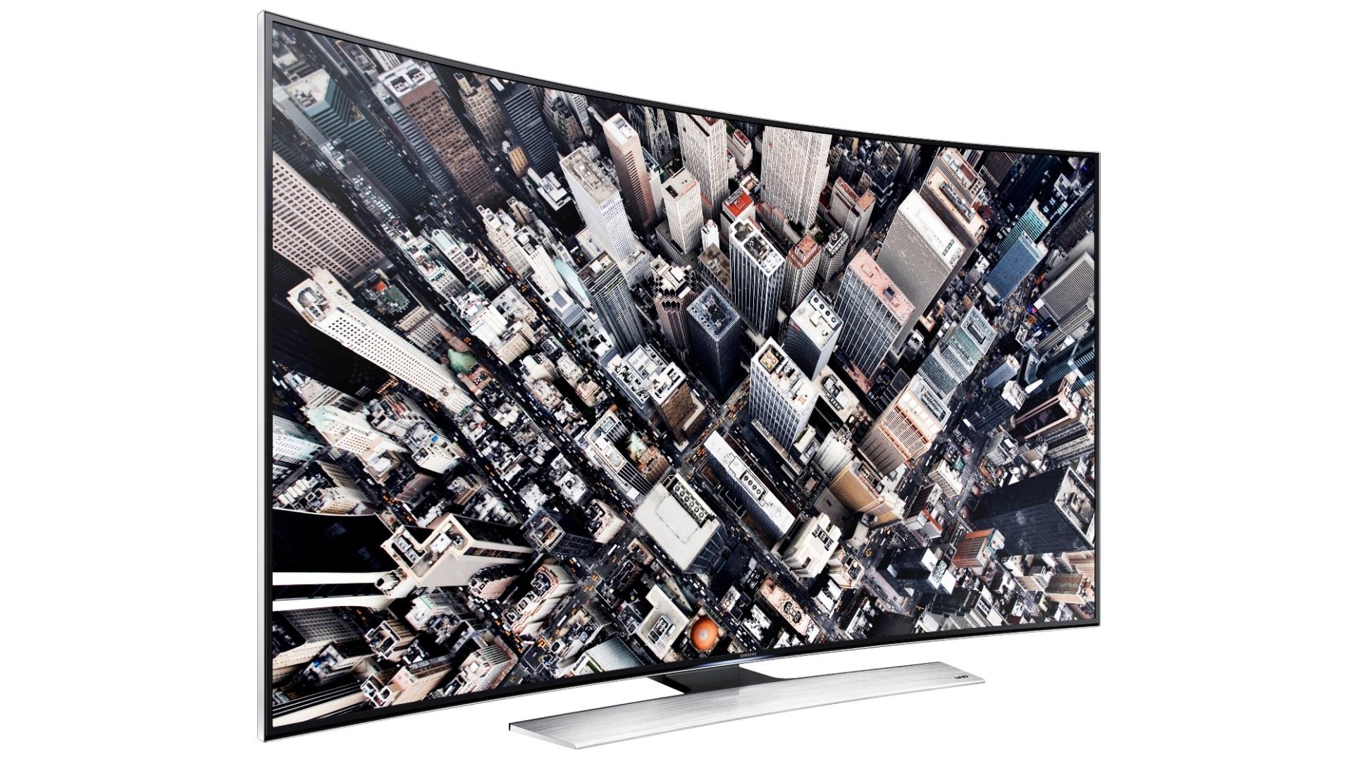En av de berørte modellene, Samsung UE65HU8505.