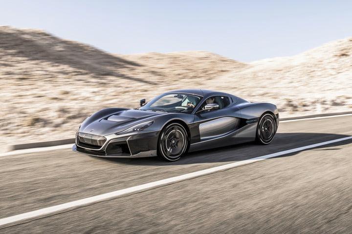 Bra akselerasjon og topphastighet, men Concept_Two når ikke Tesla Roadster på rekkevidde.
