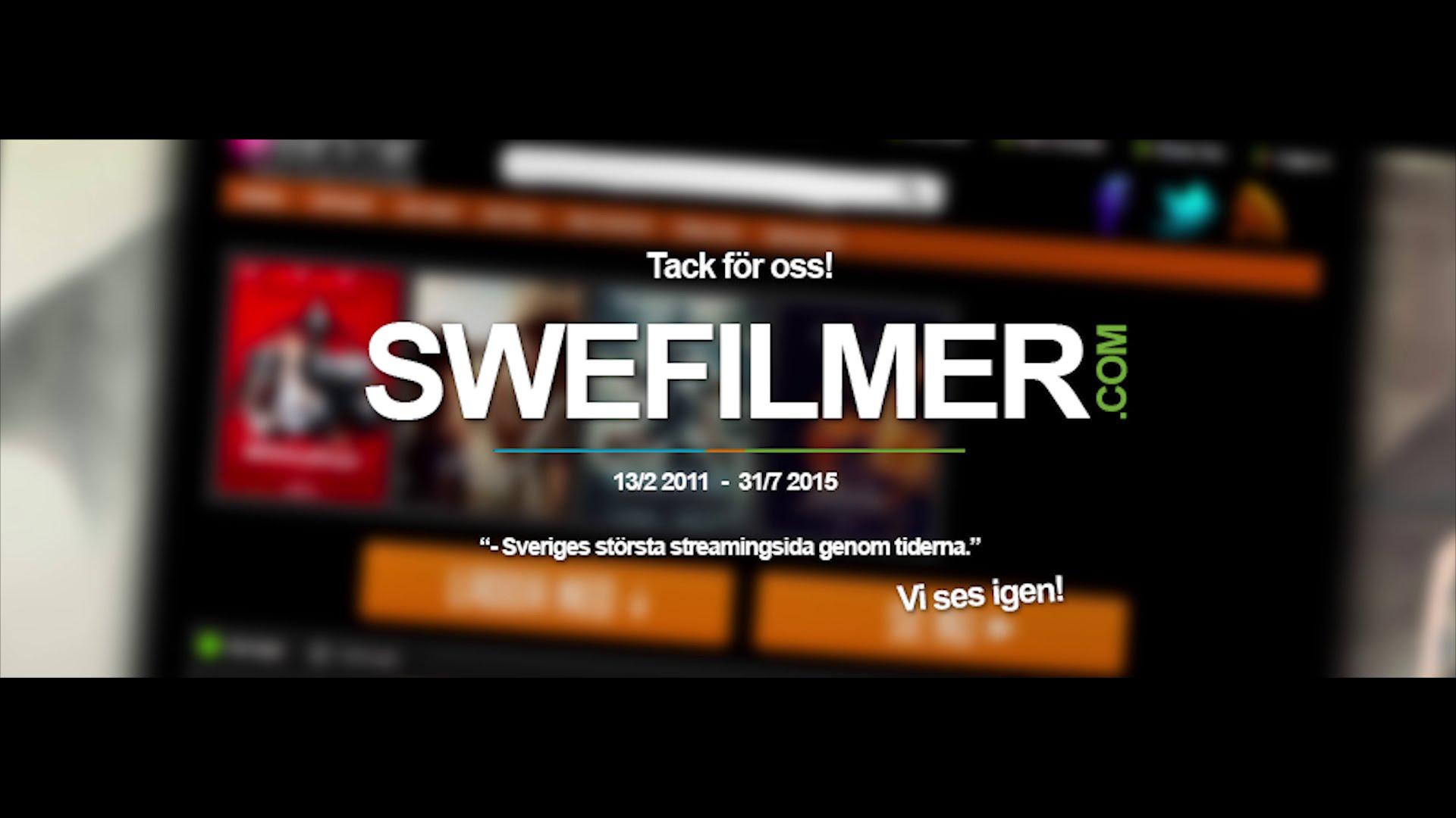 Strengere straff for svenske filmpirater