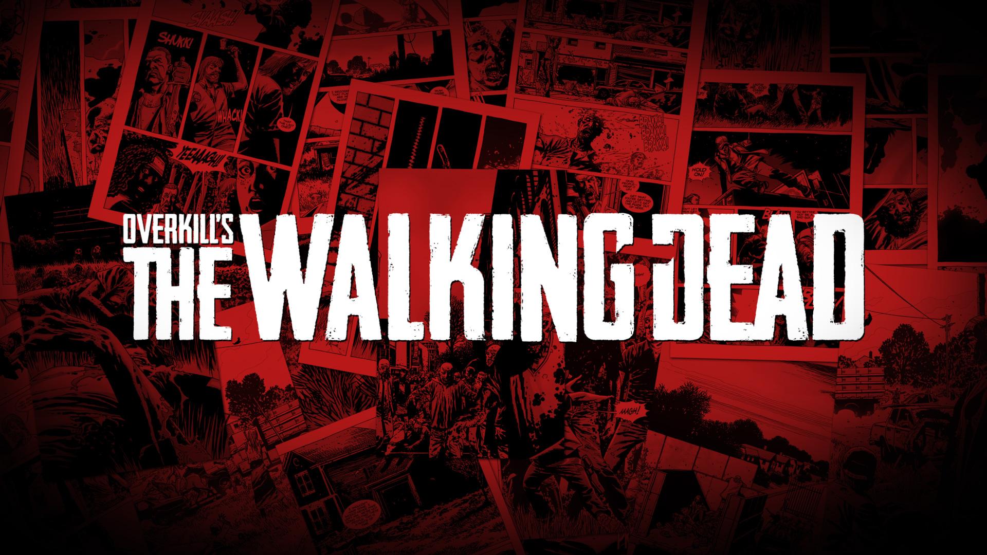 Utviklerne av Overkill's The Walking Dead viser frem grafikken i spillet.