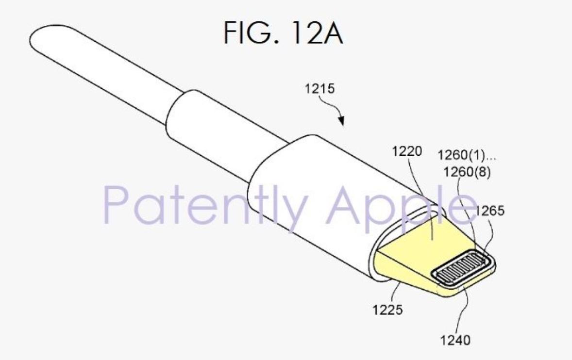 Før verden blir helt trådløs, er det godt mulig det kommer en ny vannsikker Lightning-kabel.