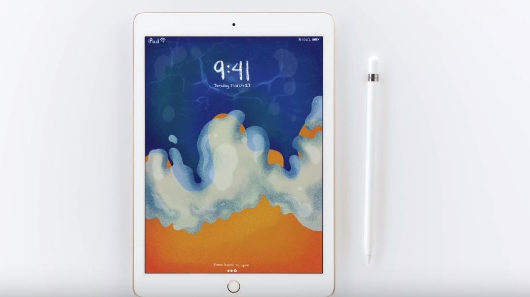 Her er Apples nye billig-iPad med Pencil-støtte