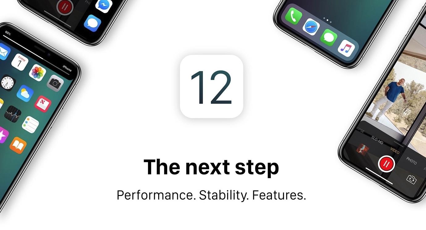 Det er veldig mange smarte løsninger i dette iOS 12-konseptet. Vi sier ja takk.