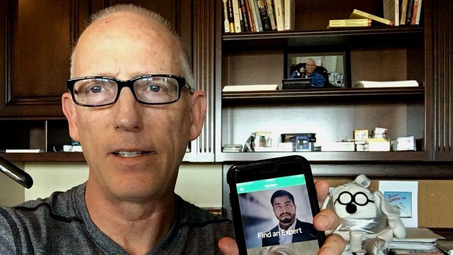 Interessen rundt Scott Adams sin app har tatt av i det siste, men vel så spennende er den underliggende betalingsplatatformen som nemlig er digital.