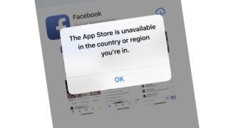 Apple bannlyser App Store i Iran