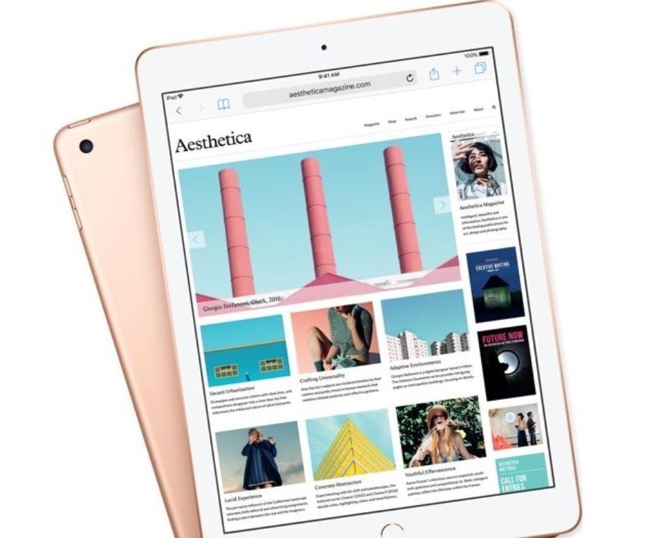 iOS 11.3 er lansert, men kun for den nye iPad-en