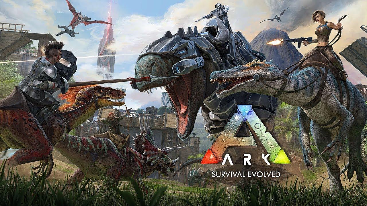 ARK: Survival Evolved kommer til Nintendo Switch.