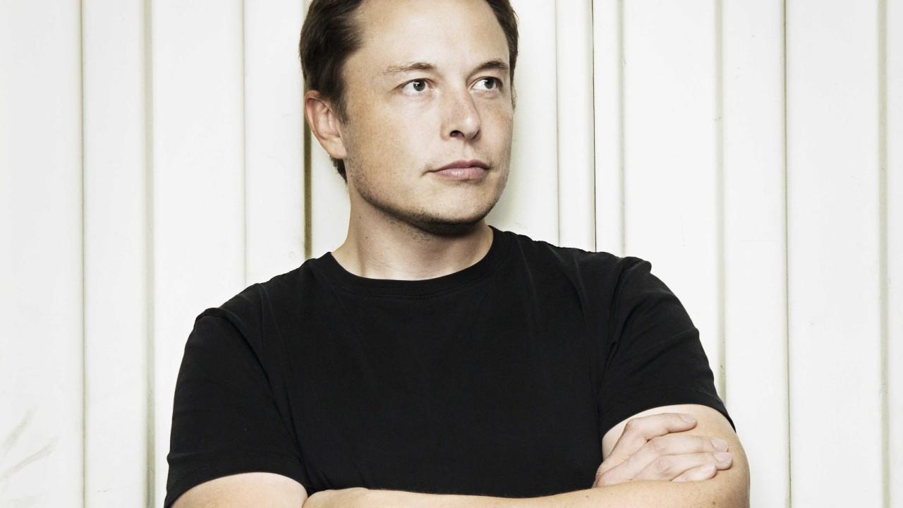 Elon Musk snakker om oppskriften bak suksessen.