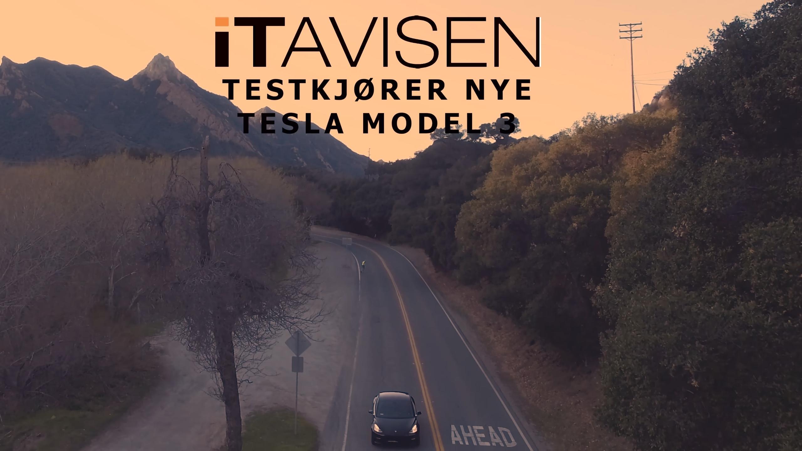 Tesla Model 3 er en bil som gjør føreren sikker, og som samtidig er veldig morsom grunnet en utrolig akselerasjon. Nå er det opp til Tesla å øke produksjonstakten og presse prisen ned til lovede 35 000 dollar for inngangsmodellen.